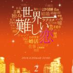 大野智『世界一難しい恋』第2話感想「極秘プロジェクト」の嵐!