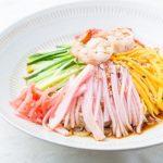 みきママ時短レシピ!黒酢風冷やし中華&レンジで簡単鶏ハム!
