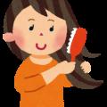 梅雨時に髪の広がりを抑える方法!ブローとオイルでキューティクルを保護!