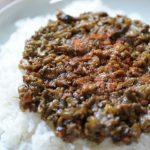 レシピの女王簡単キーマカレーの作り方!耐熱袋と炊飯器で時短料理!