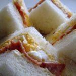 おいしいサンドイッチの作り方!高級ホテル料理長直伝フワフワたまごサンドレシピ