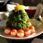 ビタミンCたっぷり!簡単ブロッコリーレシピ『えびのうま塩豆腐』『チキンのガリバタ炒め』
