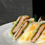 高級ホテル料理長サンドイッチレシピ『カツサンド』『BLT(ベーコンレタストマト)サンド』