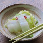 クックパッド白菜絶品レシピ!『甘味噌煮込み』『わさびチーズ肉巻き』