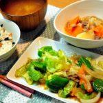 野菜炒めをシャキッと簡単に!初心者向け基本の作り方