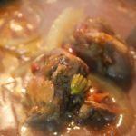鶏肉で作り置きレシピ 簡単煮込むだけ鶏もも肉とパプリカのカレー蒸し煮
