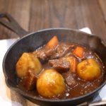 サラダチキンと肉じゃがでビーフシチュー!鉄人に勝った加賀田シェフ流コンビニ食材レシピ
