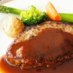 レシピの女王成澤文子 ひき肉とベーコン編み込みハンバーグの作り方