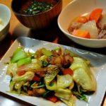 得する人損する人野菜炒め&中華丼の作り方!五十嵐シェフの正解レシピ