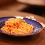 メレンゲの気持ち落合シェフレシピ!ブロッコリーナポリタンの作り方