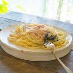 メレンゲの気持ち落合シェフパスタレシピ!簡単たらこスパゲッティの作り方