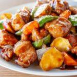 ヒルナンデス豚バラレシピ!簗田シェフ流簡単ソースでできる酢豚の作り方