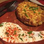 ヒルナンデスdancyu編集長スペイン風オムレツレシピ!ポテチで簡単トルティージャの作り方