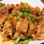 ヒルナンデス!作りおきできる万能だれレシピ!簗田シェフ油淋鶏(ユーリンチー)ソースの作り方