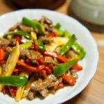 ヒルナンデス五十嵐シェフレシピ!簡単にできる絶品チンジャオロース(青椒肉絲)の作り方