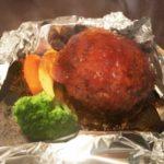 【めざましテレビ】伊野尾慧さんが作ったつばめグリルのハンバーグのレシピ!ホイル包み焼きで失敗知らず!