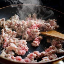 ひき肉 かけるお肉